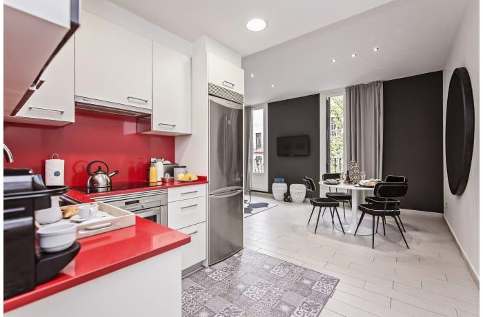 Apartment in Sants II, Plaza España - 4