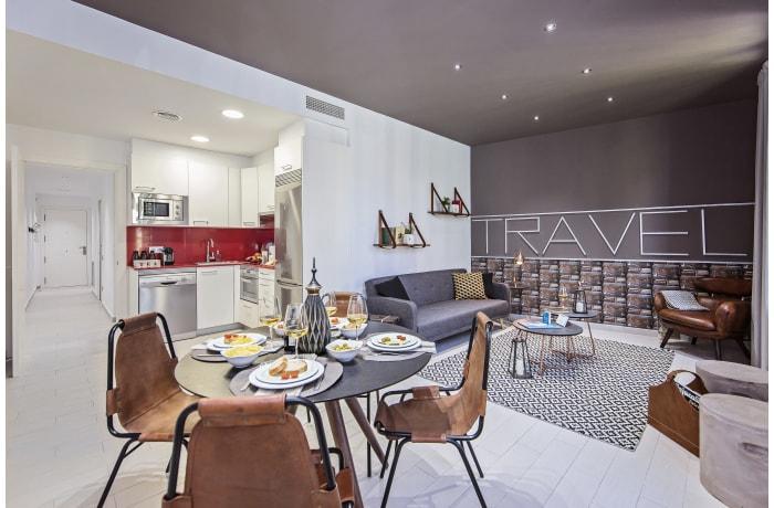 Apartment in Sants III, Plaza España - 4