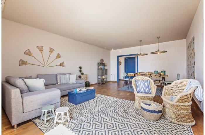 Apartment in Villa Olimpica Mediterranean, Poble Nou / Beach - 1