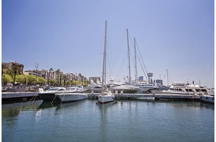 Apartment in Villa Olimpica Mediterranean, Poble Nou / Beach - 24