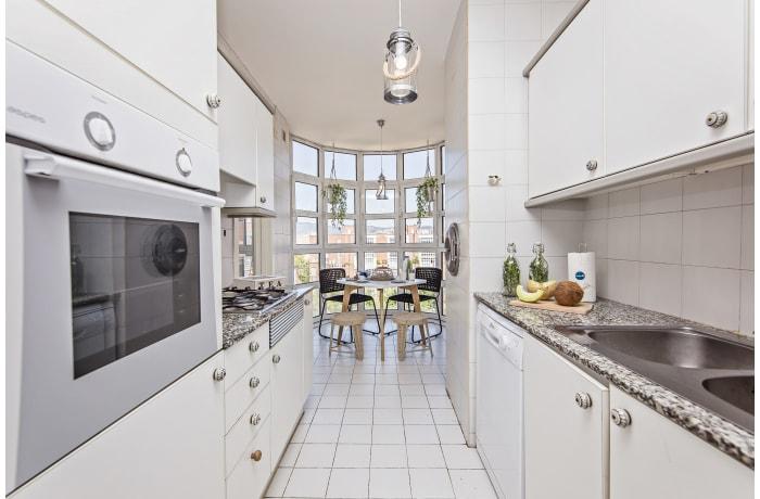 Apartment in Villa Olimpica Mediterranean, Poble Nou / Beach - 5