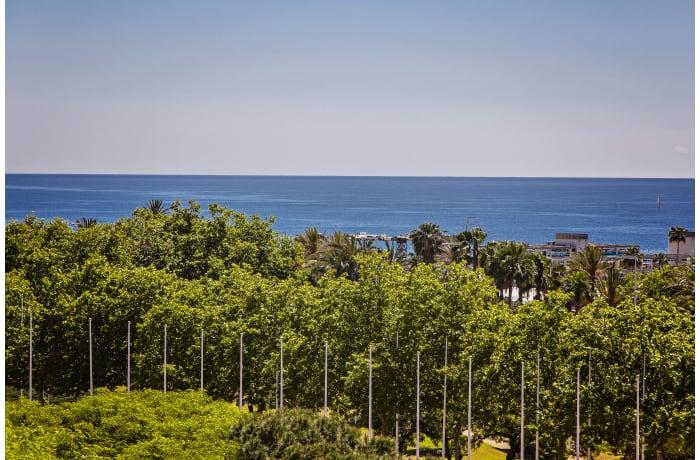 Apartment in Villa Olimpica Mediterranean, Poble Nou / Beach - 0