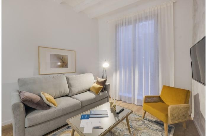 Apartment in Gothic I, Ramblas - 1