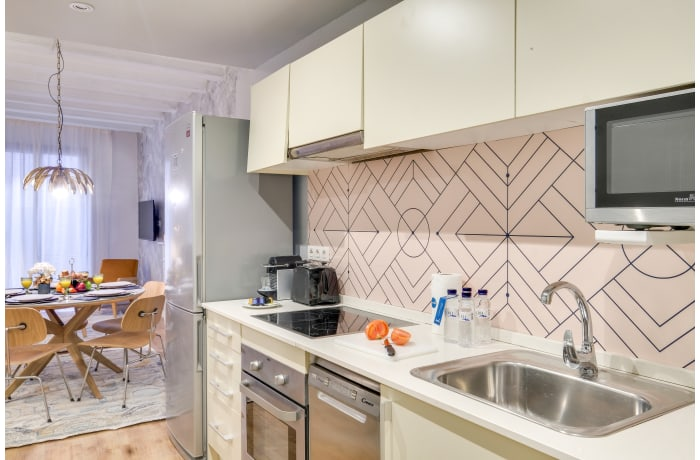 Apartment in Gothic IV, Ramblas - 16