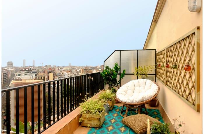 Apartment in Atic Eloi, Sagrada Familia - 3