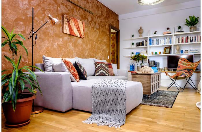 Apartment in Atic Eloi, Sagrada Familia - 1
