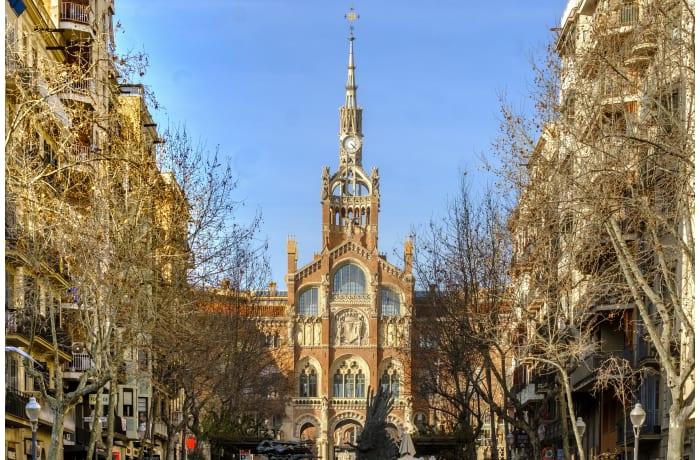 Apartment in Atic Eloi, Sagrada Familia - 19