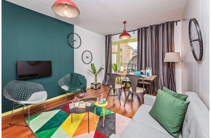 Apartment in Diagonal - Francesc Macia, Sant Gervasi - 1