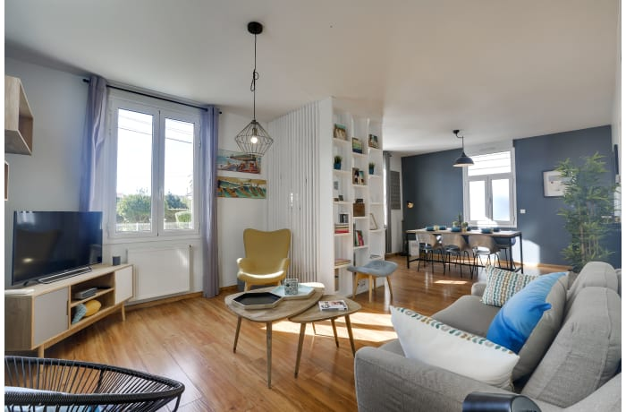Apartment in Sur Mer, Anglet - 3