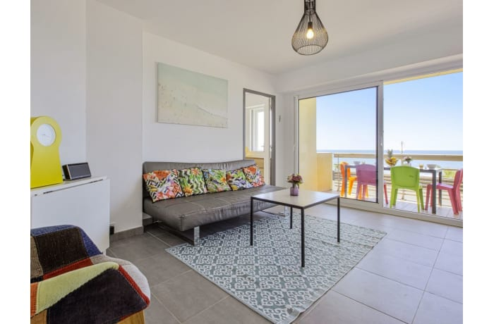 Apartment in The Sandcastle, Anglet - 1