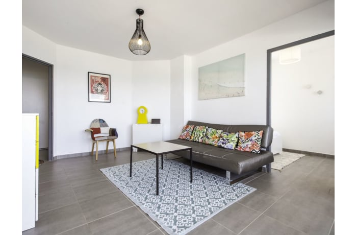 Apartment in The Sandcastle, Anglet - 4