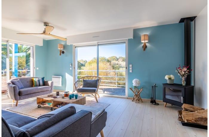 Apartment in Villa Paradis, Arcangues - 8