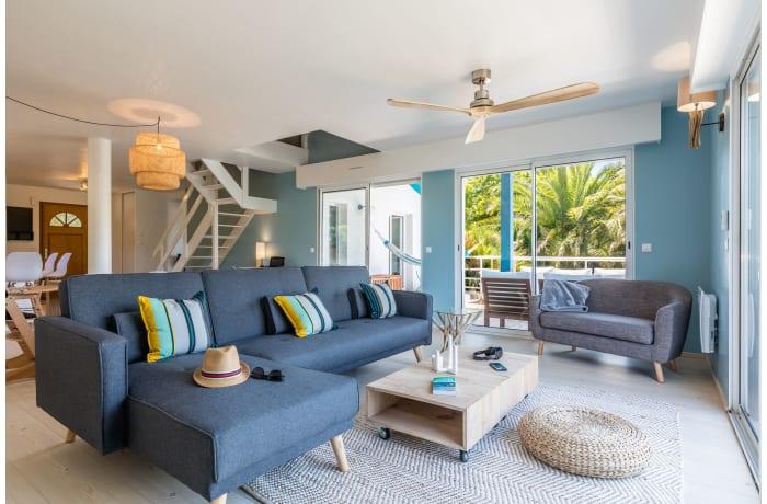 Apartment in Villa Paradis, Arcangues - 1