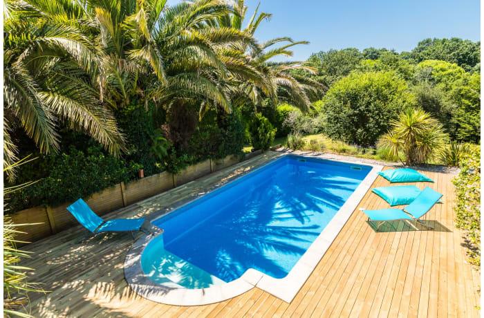 Apartment in Villa Paradis, Arcangues - 14