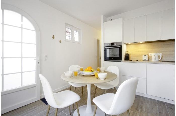 Apartment in Seafront Terrace, La Negresse - 6