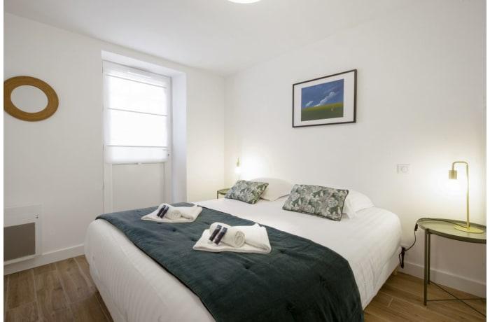 Apartment in Seafront Terrace, La Negresse - 10