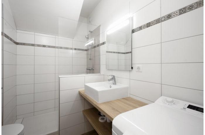 Apartment in Seafront Terrace, La Negresse - 11