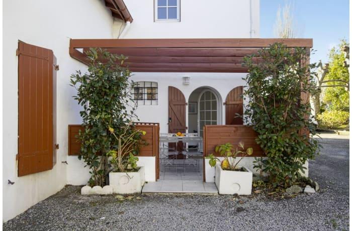 Apartment in Seafront Terrace, La Negresse - 0