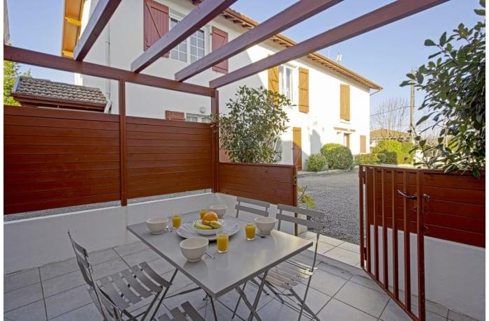 Apartment in Seafront Terrace, La Negresse - 5