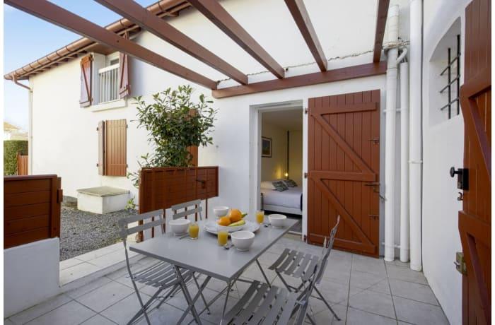 Apartment in Seafront Terrace, La Negresse - 3