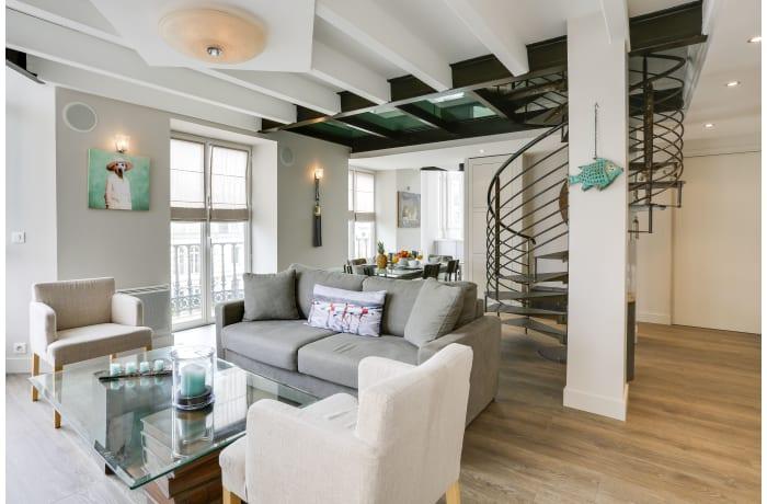 Apartment in Ocean View, Saint Jean de Luz - 1