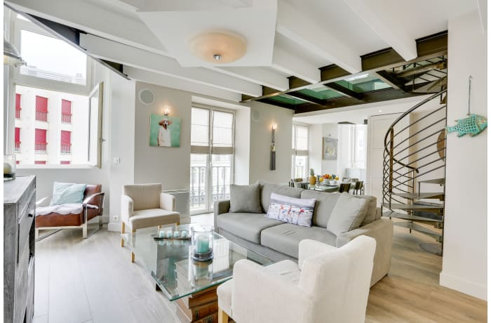 Apartment in Ocean View, Saint Jean de Luz - 9