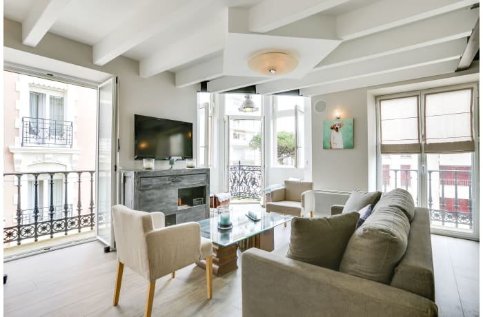Apartment in Ocean View, Saint Jean de Luz - 4