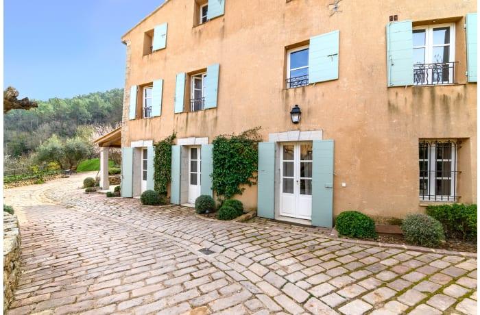 Apartment in Villa le Hameau, Le Val - 50