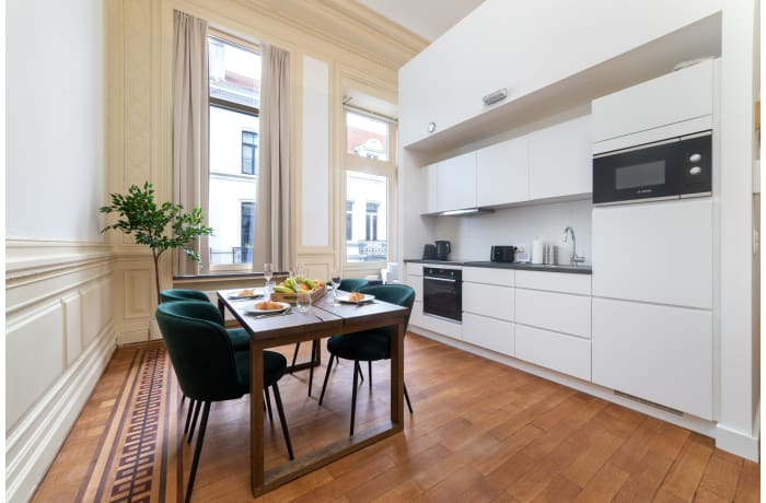 Apartment in Saint Bernard II, Barriere de Saint Gilles - 8