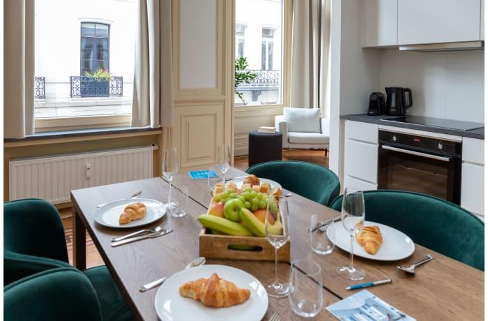 Apartment in Saint Bernard II, Barriere de Saint Gilles - 9