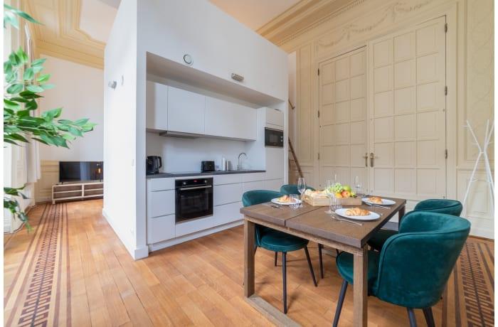 Apartment in Saint Bernard II, Barriere de Saint Gilles - 7