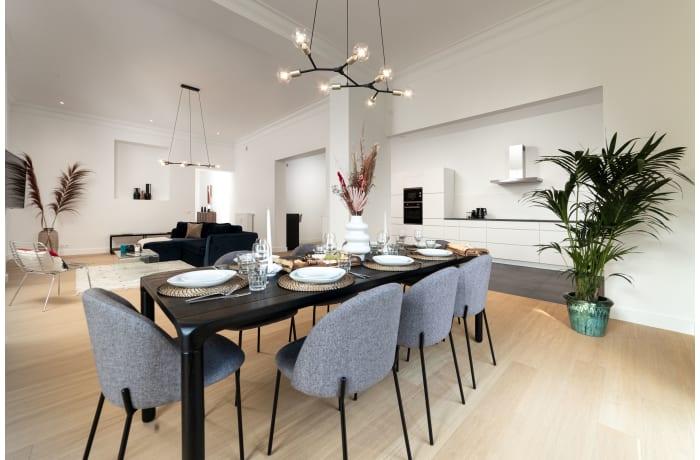 Apartment in Saint Bernard VIII, Barriere de Saint Gilles - 21