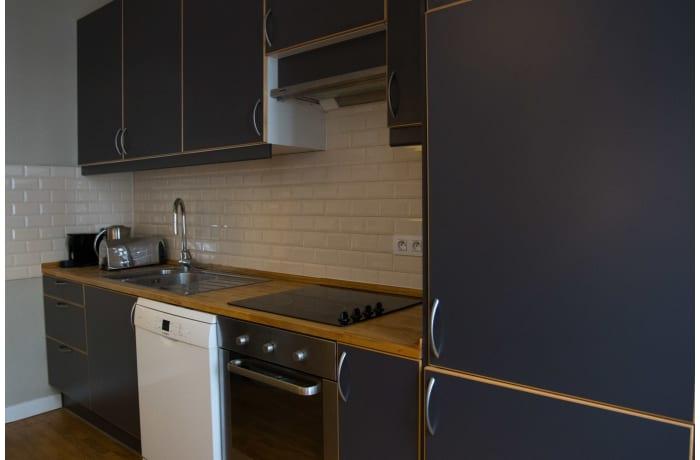 Apartment in Saint-Gilles Triplex, Barriere de Saint Gilles - 44