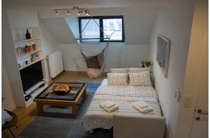 Apartment in Saint-Gilles Triplex, Barriere de Saint Gilles - 26