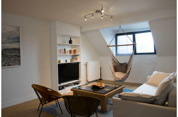 Apartment in Saint-Gilles Triplex, Barriere de Saint Gilles - 2
