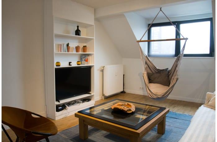 Apartment in Saint-Gilles Triplex, Barriere de Saint Gilles - 4