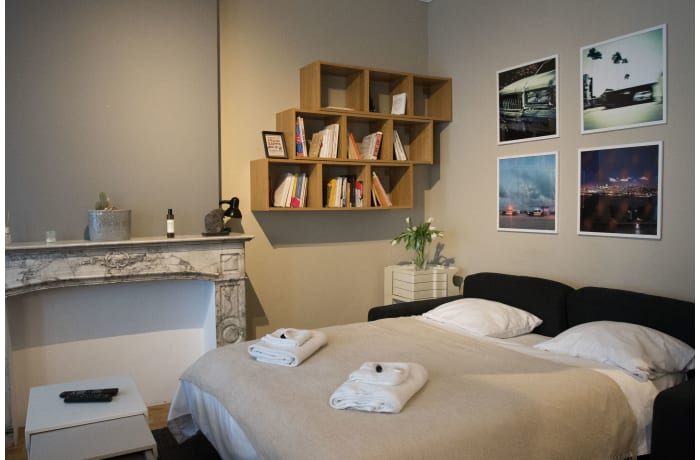 Apartment in Saint-Gilles Triplex, Barriere de Saint Gilles - 66