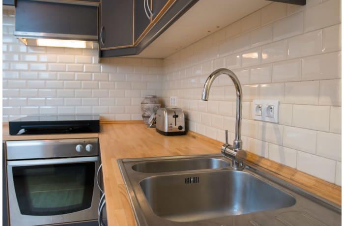 Apartment in Saint-Gilles Triplex, Barriere de Saint Gilles - 12