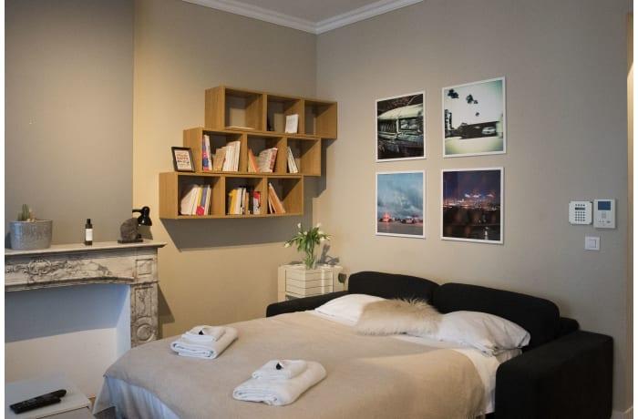 Apartment in Saint-Gilles Triplex, Barriere de Saint Gilles - 56