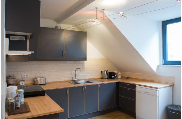 Apartment in Saint-Gilles Triplex, Barriere de Saint Gilles - 11