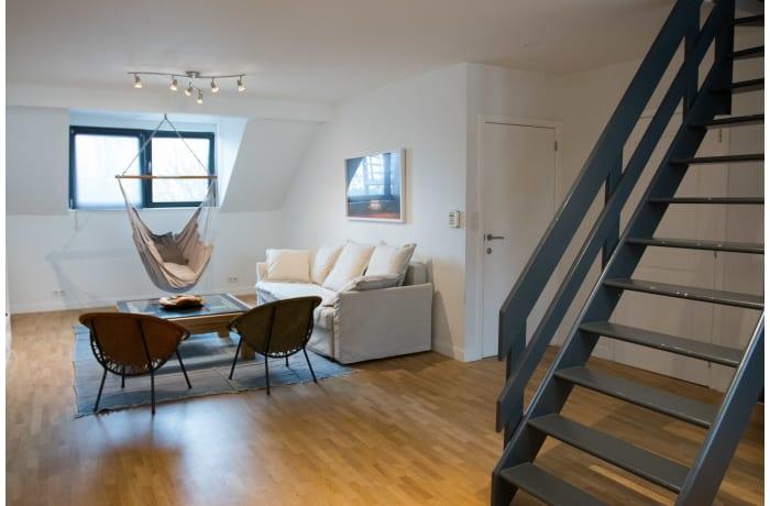 Apartment in Saint-Gilles Triplex, Barriere de Saint Gilles - 5