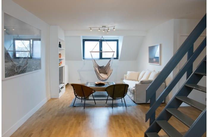 Apartment in Saint-Gilles Triplex, Barriere de Saint Gilles - 9