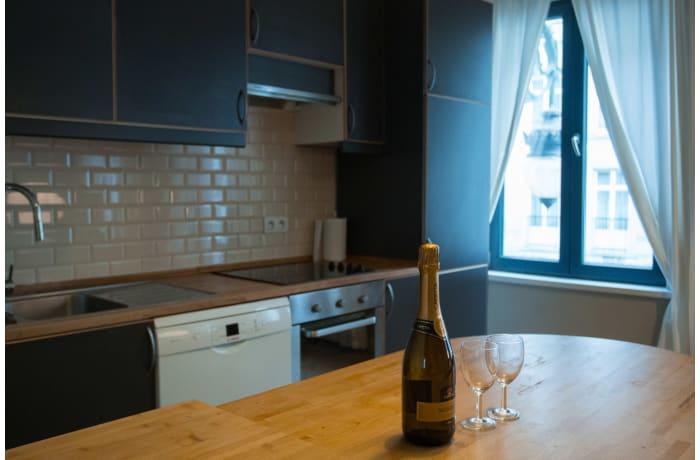 Apartment in Saint-Gilles Triplex, Barriere de Saint Gilles - 50