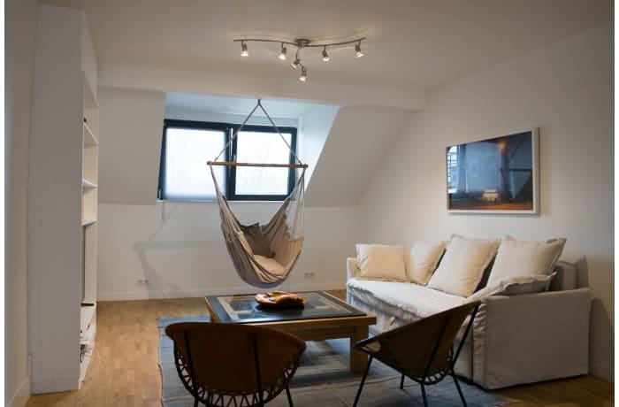 Apartment in Saint-Gilles Triplex, Barriere de Saint Gilles - 1