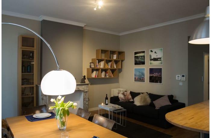Apartment in Saint-Gilles Triplex, Barriere de Saint Gilles - 65