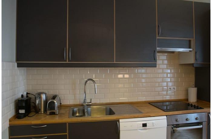 Apartment in Saint-Gilles Triplex, Barriere de Saint Gilles - 45