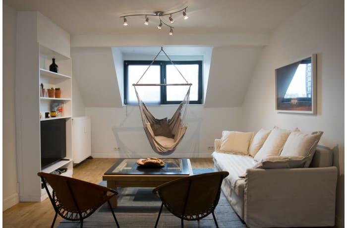 Apartment in Saint-Gilles Triplex, Barriere de Saint Gilles - 3