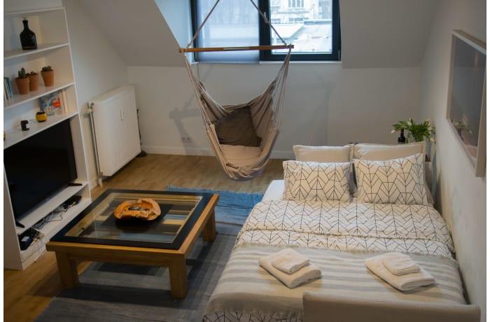 Apartment in Saint-Gilles Triplex, Barriere de Saint Gilles - 28