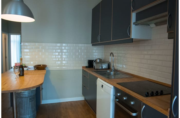 Apartment in Saint-Gilles Triplex, Barriere de Saint Gilles - 48