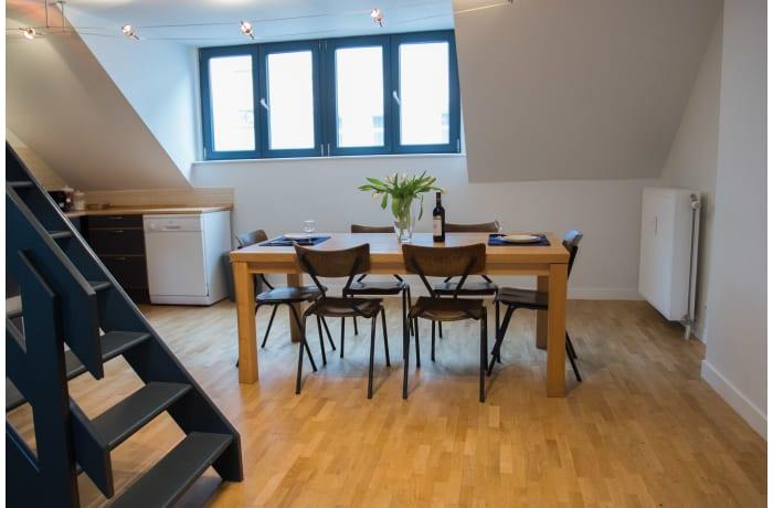 Apartment in Saint-Gilles Triplex, Barriere de Saint Gilles - 19